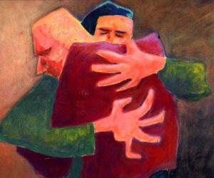 abraços sobre papel 03